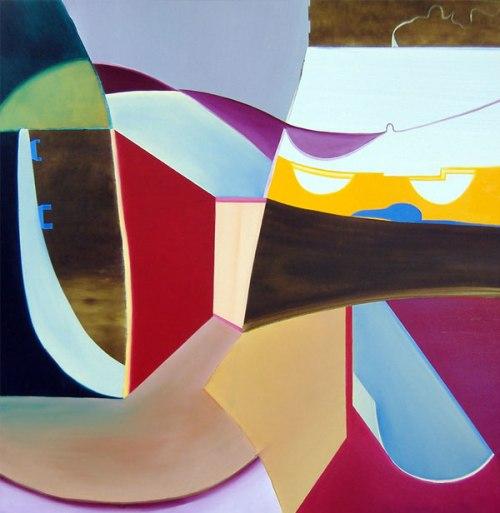 22008.Oli sobre tela. 150 x150 cm.2008