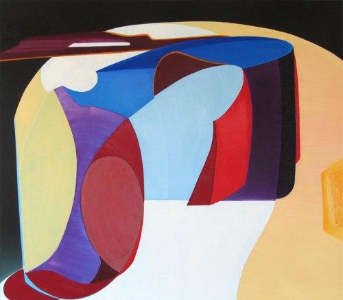 22011.Oli sobre tela. 150 x150 cm.2011