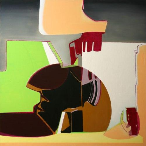 32011. Oli sobre tela. 150 x150 cm.2011