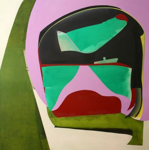 52011. Oli sobre tela. 150x150 cm. 2011