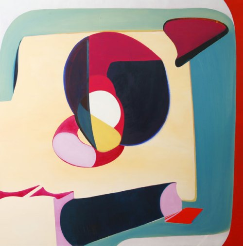 62011. Oli sobre tela. 150 x150 cm.2011