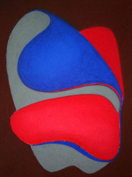 II.pastel on paper.32x24 cm. 2012