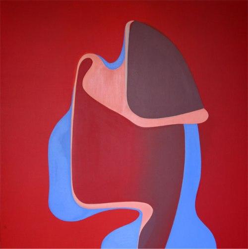 42013. Oli sobre tela. 150 x 150 cm. 2013