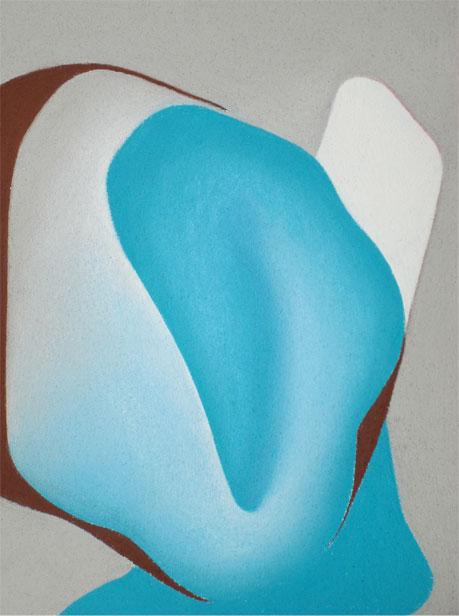 VII.pastel on paper.32x24 cm. 2012