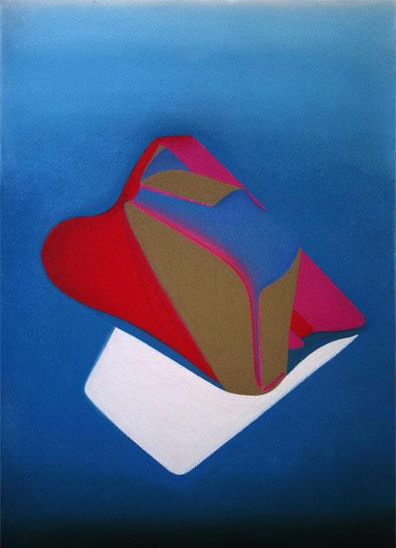 VIII.pastel on paper.50x70 cm. 2012
