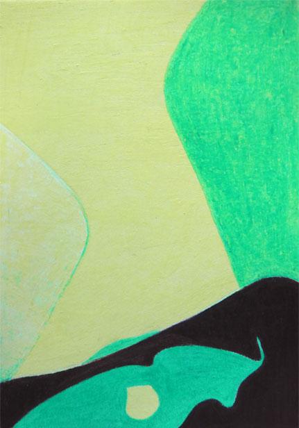 XXVI. Ceres sobre paper. 29'5x21 cm. 2014